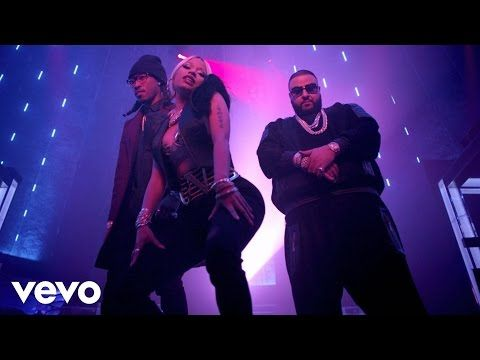 DJ Khaled - I Wanna Be With You (Explicit) ft. Nicki Minaj, Future, Rick Ross…