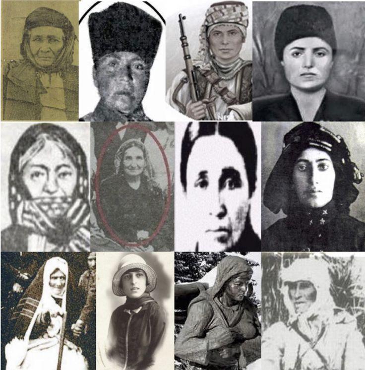 Yürekli Kadınların Gerçek Kahramanlık Hikayeleri ve Bugüne Dersler | Kaf Dağının Eteklerinde