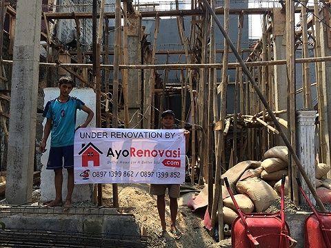 Jasa Renovasi Rumah Terpercaya dan Bergaransi - JAKARTA - Info Jasa Apa Saja