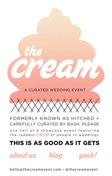 The Cream Event: Los Angeles  March 1st