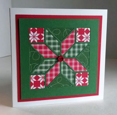 1074 Best Quilt Cards Images On Pinterest Christmas