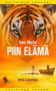 Yann Martel - Piin elämä #piinelämä #10booksofmylife