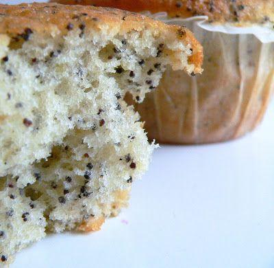 Pákosztos macska konyhai kalandjai: Citromos-mákos muffin