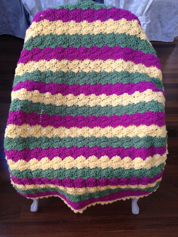 Clusters And Shells Baby Crochet Afghan Pattern : 182 best images about CROCHET - SHELL STITCHES on ...