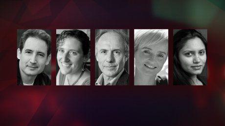 Play episode, Q&A Brian Greene, Tamara Davis, Alan Finkel, Emma Johnston, Upulie Divisekera