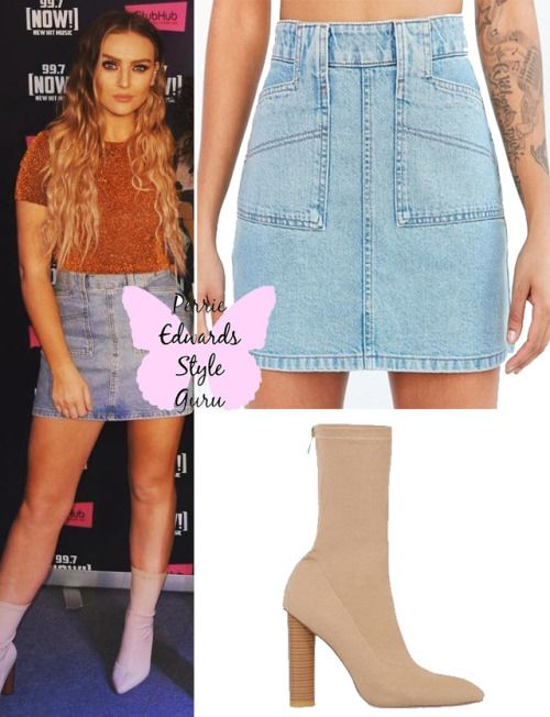 Perrie edwards style guru dresses