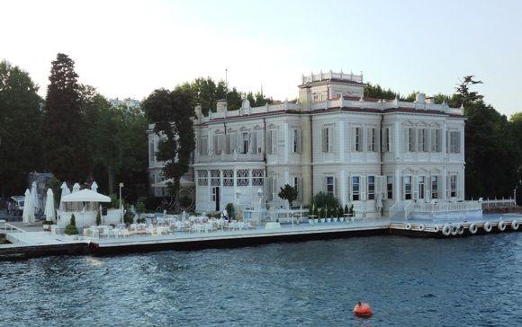 Sait Halim Pasa Mansion, Yenikoy, Istanbul