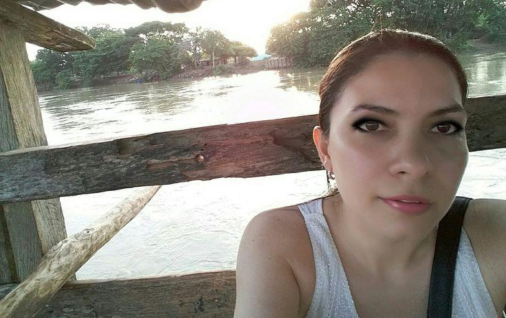 Cruzando mi río Sinu. Sabananueva raíces Cordobesas💙💚