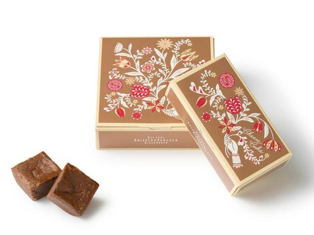資生堂パーラーが限定バレンタインコレクション発売。定番チーズケーキのショコラ味、国産フルーツ使用スイーツも 1枚目