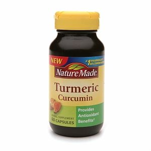 Nature Made Turmeric Curcumin, Capsules