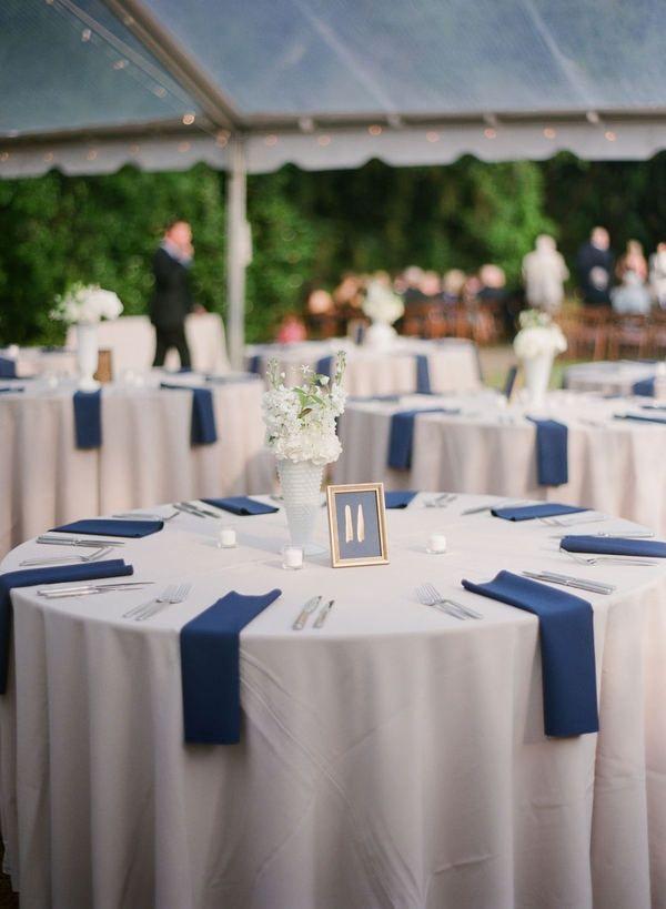 Charleston Wedding By Virgil Bunao Simple Napkin FoldingCloth