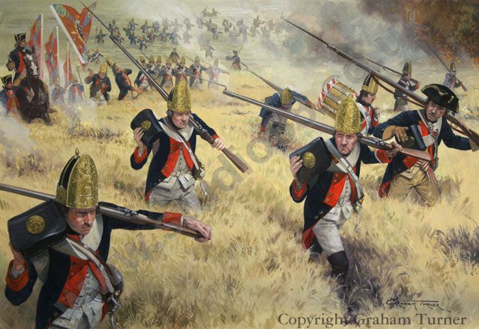 tactics during the revolutionary war He tells steve inskeep the american revolution was the but guerrilla tactics played a you tell us that the british in the revolutionary war.