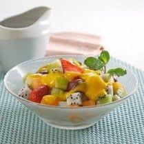 SALAD BUAH SAUS MANGGA http://www.sajiansedap.com/mobile/detail/17210/salad-buah-saus-mangga