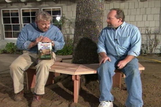 Plans for tree bench..