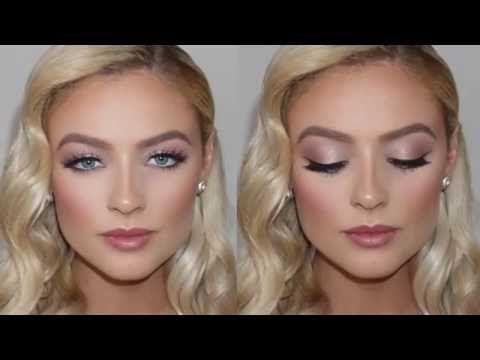 Soft Bridal Makeup by Melissa Sassine - YouTube