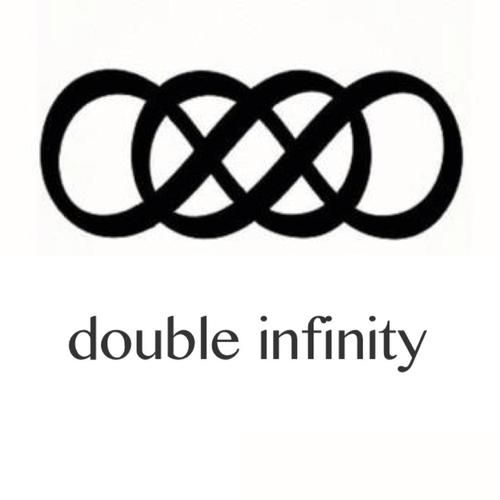 Double infinity always reminds me of revenge! | Double infinity, Infinity tattoos, Inspirational ...