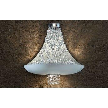 Empire A - Masiero - kinkiet nowoczesny abanet.pl #lampy_ekskluzywne #piękna_lampa #plafon_nowoczesny #oświetlenie_kraków #lampy_włoskie #oświetlenie