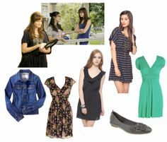 2. Make Simple Dresses Your Closet Staples  One of the best college-girl closet staples is a comfortable, stylish dress. As we all know, a pretty cotton dress is easy to dress up or down for almost any occasion. And Rory definitely knew this – as she transitioned from high school to college, she branched out from jeans and polo shirts to modern and classic frocks.