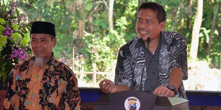 Saat Keluarga Mantan Teroris Bom Bali Menyatakan Ikrar Kembali Setia kepada NKRI - Kompas.com