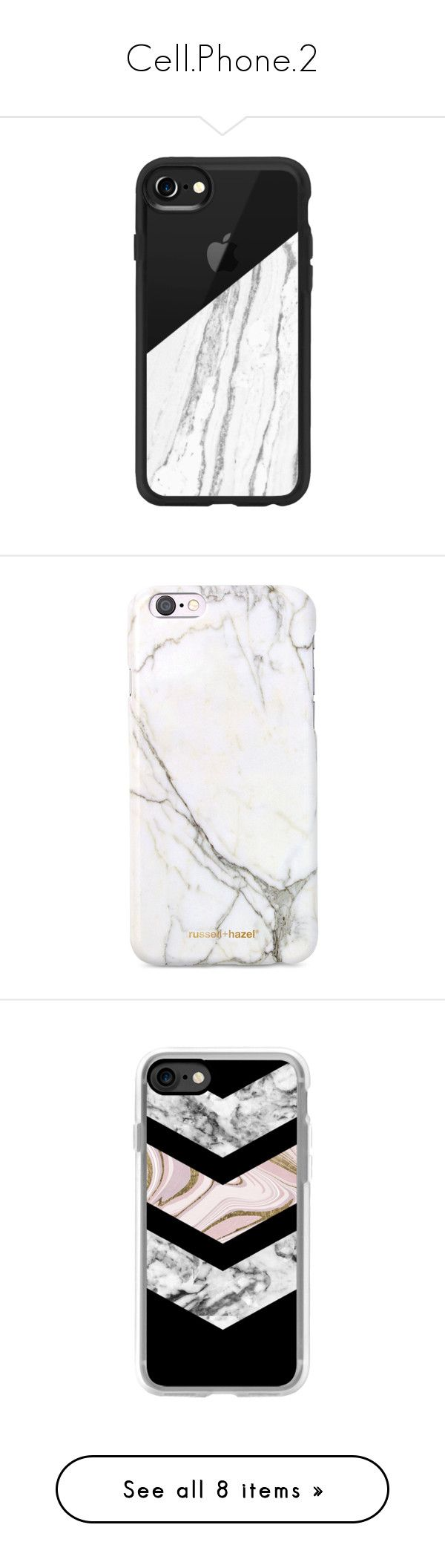 """""""Cell.Phone.2"""" by falconry ❤ liked on Polyvore featuring accessories, tech accessories, iphone case, iphone cover case, iphone cases, apple iphone case, slim iphone case, phone cases, phones and fillers"""