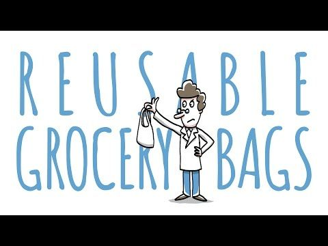Reusable Grocery Bags May Also Carry Dangerous Bacteria | Loma Linda University Medical Center