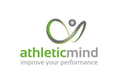 Logodesign athleticmind, Grafikpart.de