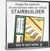 Awesome staircase design site to help me plan out new iron baluster design...