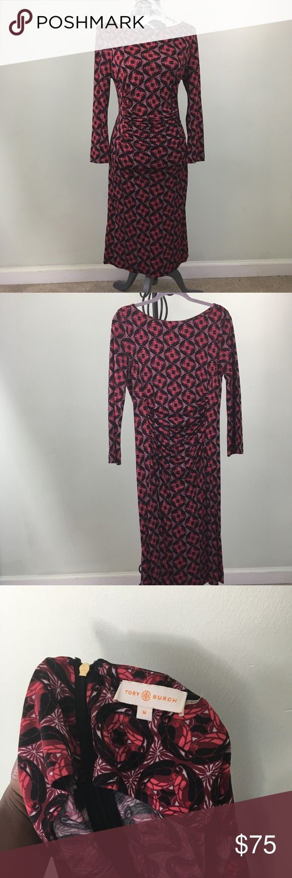 Tory Burch Corinne Dress Wear this gorgeous cockta…