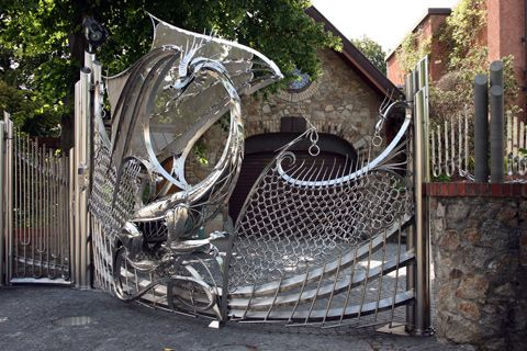 84 Best Images About Gates On Pinterest Iron Gates Art