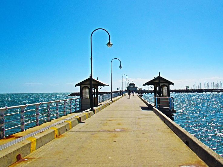 "48 Likes, 3 Comments - Danika B (@danikab.1) on Instagram: ""St Kilda Pier ⚓"""
