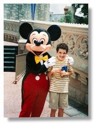 "NY Times Article by Ron Suskind, ""Reaching My Autistic Son Through Disney"""