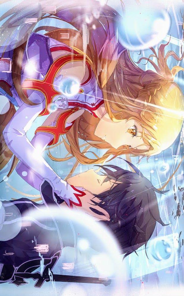 Kirito X Asuna Sword Art Online Fanart Manga Anime Gg Sword Art Online Wallpaper Sword Art Online Manga Sword Art Online Asuna
