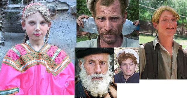 Scandinavian? No, people of North Pakistan (Gilgit-Baltistan). by Unofficial APP, via Flickr