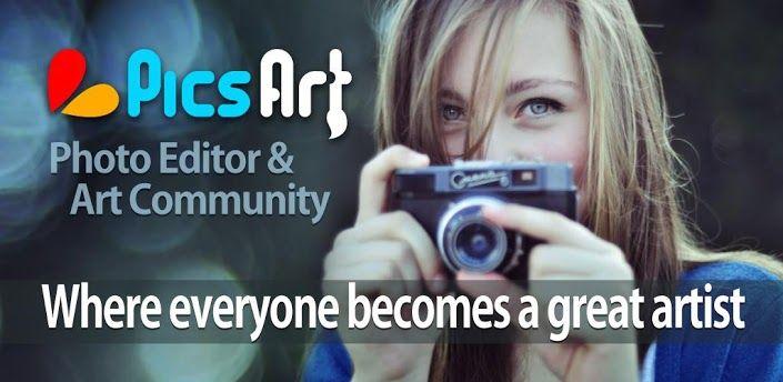 Editor de fotos, collages...