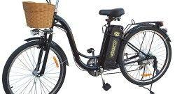 Watseka XP Cargo-Electric Bicycle-26″-6 speed-Adult/Young Adult