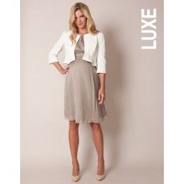 robe de grossesse a pois champagne classy avec une With robe cocktail grossesse