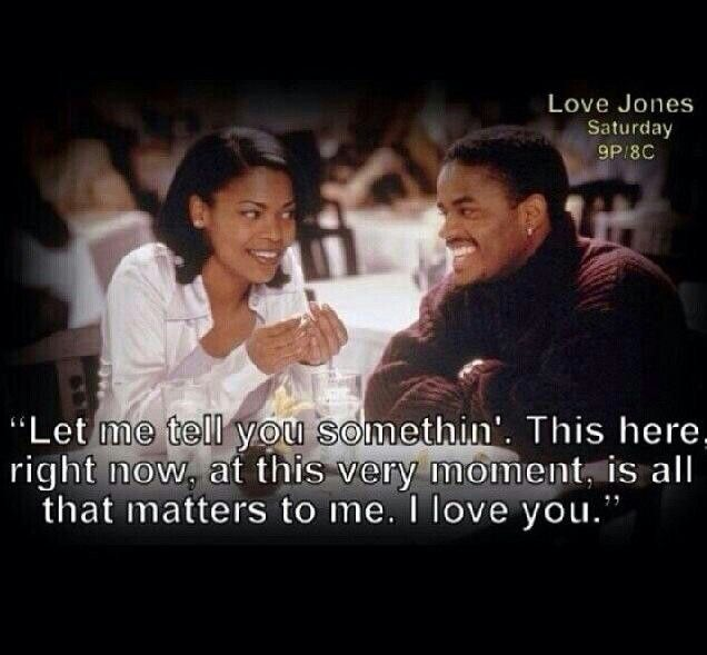 Love Jones Quotes Extraordinary My Movie  Love  Pinterest  Movie