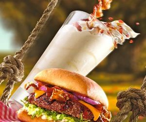 Beam-N-Bacon Boozy Shake - Mantitlement