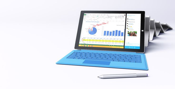 Surface Pro 3 Tablet - LOVE IT!!!!!