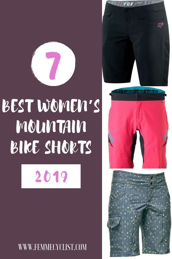 7 Best Women S Mountain Bike Shorts Mountain Bike Shorts Bike