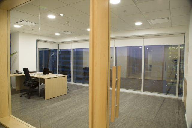 Oficinas Leria / Luksic   LED