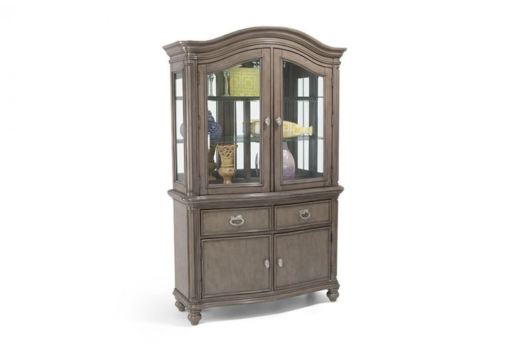 Gatsby 2 Piece China | China Cabinets & Servers | Dining Room | Bob's Discount Furniture