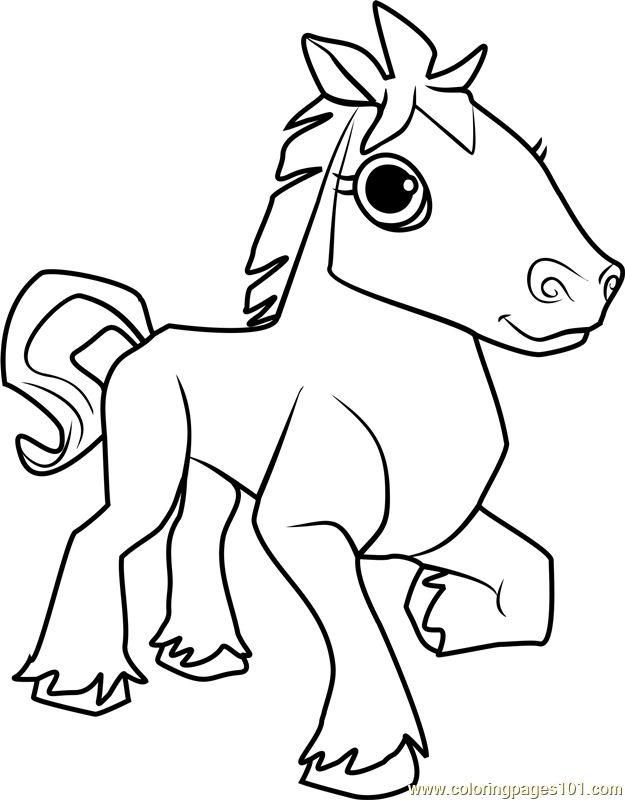 Animal Jam Coloring Pages Animal Jam Animal Coloring