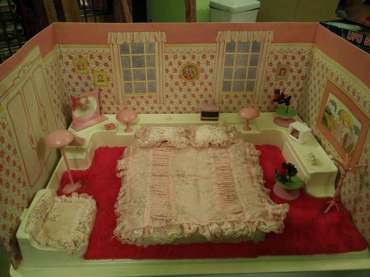 Vintage bibi bo bedroom greek doll el greco with box!