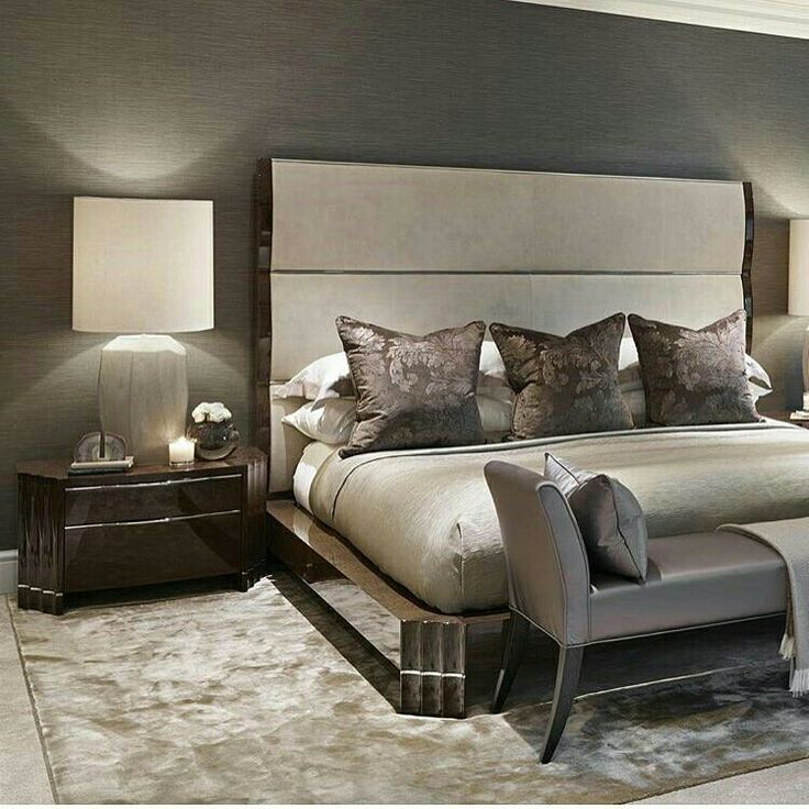 Bedroom by Sophie Patterson Interiors