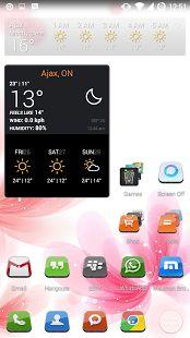 MIUI in 3d for Apex Go ADW NOVA HOLO Launchers