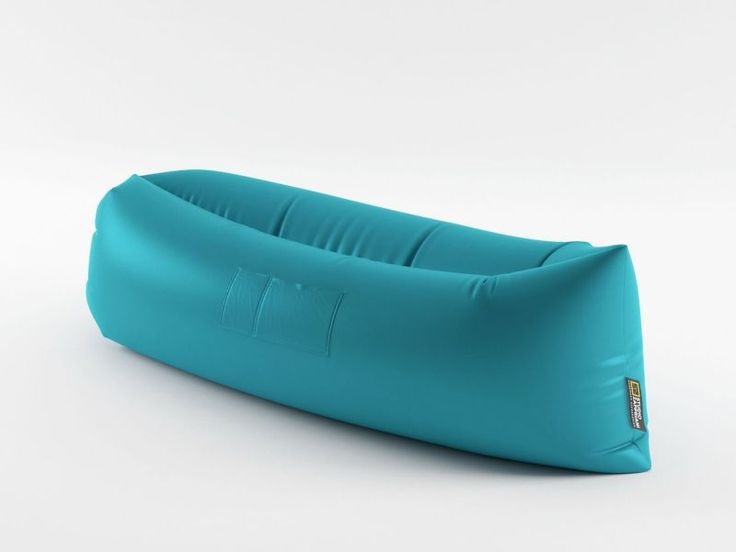 Barbariani- air lounge in turquoise color