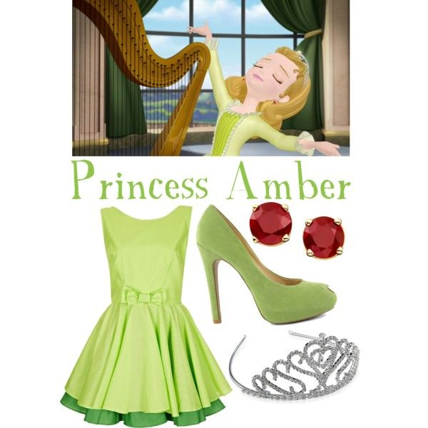 vestido amber princesa sofia - Pesquisa Google