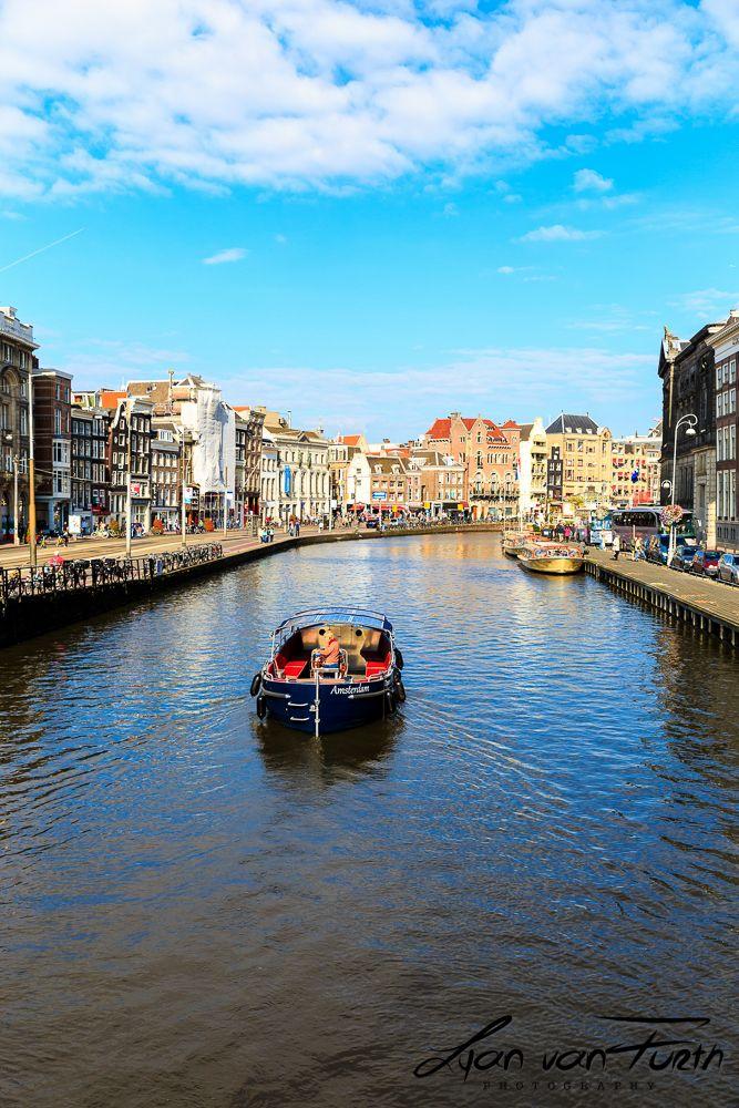center of Amsterdam