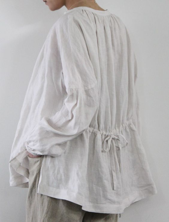North Fashion: MUST HAVE: LINEN PATTERNS